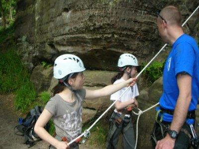 Extreme Ventures Kent Climbing