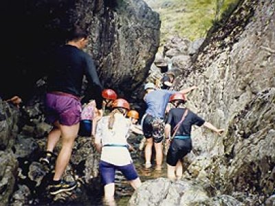 Go Higher Canyoning