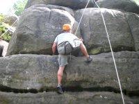 Climbing in Kent