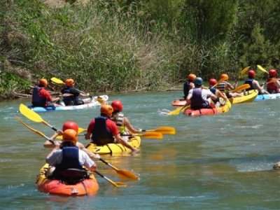 Cofrentes Turismo Activo Piragüismo