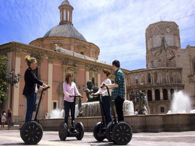 Segway Tour Through The Mediaeval Valencia 1h