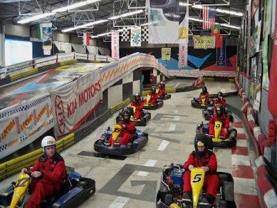 Despedidas Solteras Granada Karting
