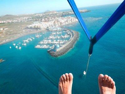 Jet Ski Tenerife Parascending