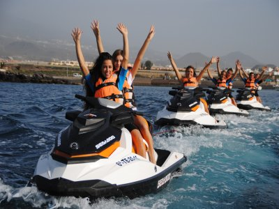 Jet Ski Tenerife Motos de Agua