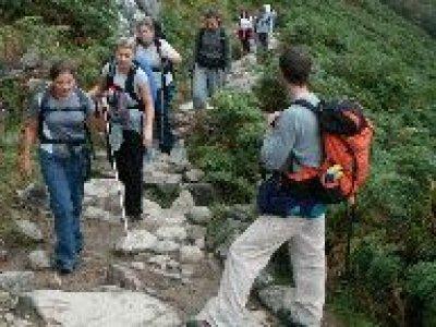 Reach Beyond Adventure Hiking