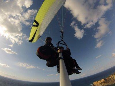 20min tandem paragliding Sierra Nevada & Alpujarra