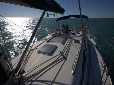 8h sailing boat tour from Torrevieja to Tabarca