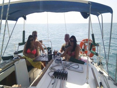 Weekend on a boat in Alicante, 1 night