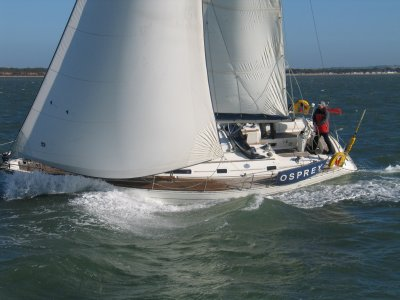 Hamble Point Yacht Charters Sailing