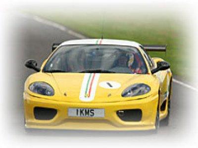 Castle Combe Circuit Drive a Ferrari