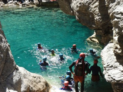 Canyoning and Rafting + Hotel, Lleida