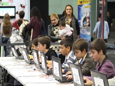 Tech camp Minecraft and Avengers in Bilbao