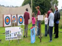 Our archery taster session