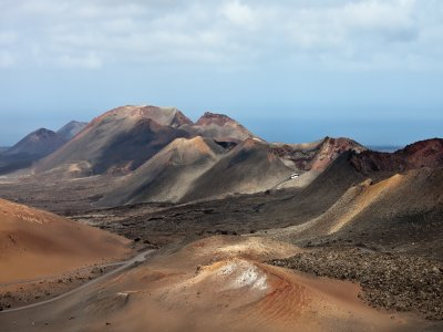 Volcano Route of Timanfaya and Vineyards- Adults