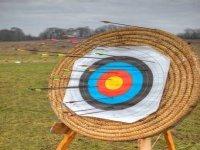 Outdoor target practice