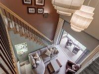 Classic elegant room