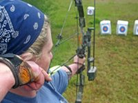 Try archery´s mobile shooting range