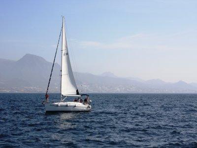Sailing boat tour for kids, Santa Pola