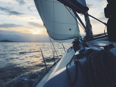 Sailing boat tour for couples in Alicante