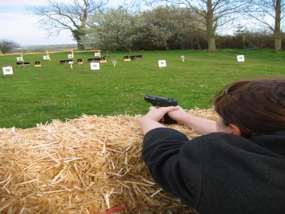High Harthay Shooting Ground