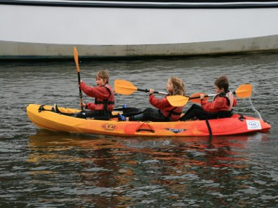 Haven Banks Outdoor Education Centre Kayaking