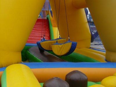 Outdoor Games for Children in Colmenar Viejo