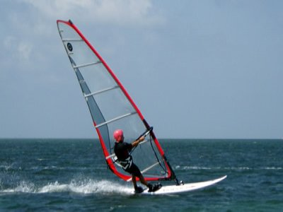 Haven Banks Outdoor Education Centre Windsurfing
