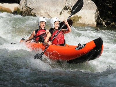 Kayaking and canyoning in Lleida Pirineos