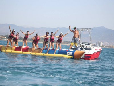 Four Inflatables for Kids in Torremolinos