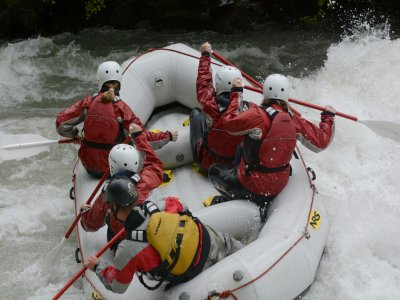 Kayak and Rafting for Noguera y Pallaresa Rivers