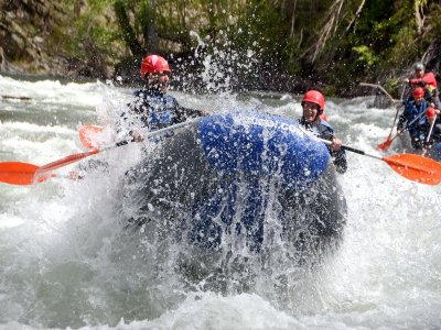 5km Rafting in Llavorsí