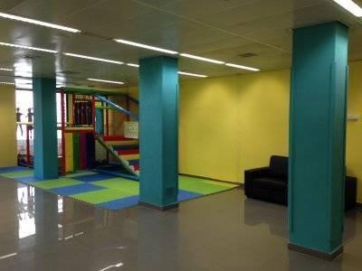 Children's Birthday Party Room in Barcelona