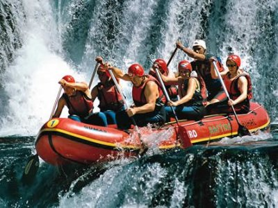 Ur-bizia Rafting