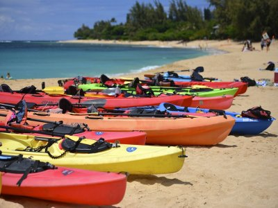 Kayaking in Torrevieja for 2 to 5 people
