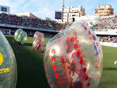 Bubble Soccer Fútbol Burbuja Barcelona