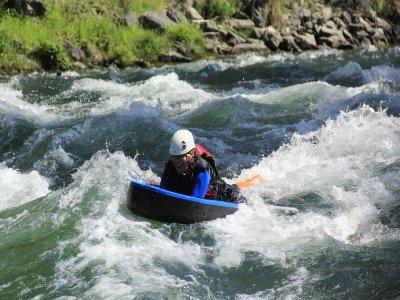 Riverboarding in Llavorsí