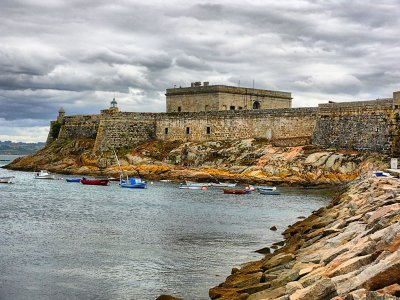 Cruise in A Coruña for an entire day