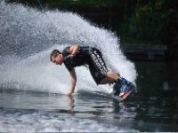 Wakeboarding slide