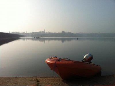 Edgbaston Watersports Powerboating