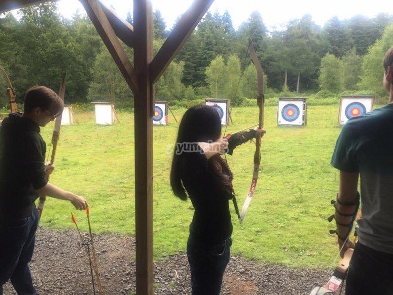 Archery lovers