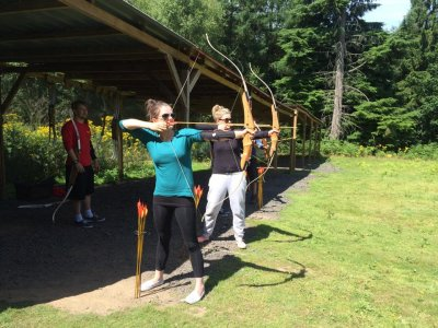 Archery in West Sussex for 3 hours