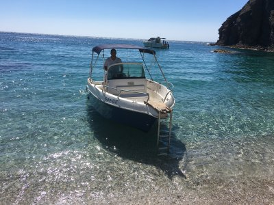 3h Boat Trip in Cabo de Gata, Up To 5 People