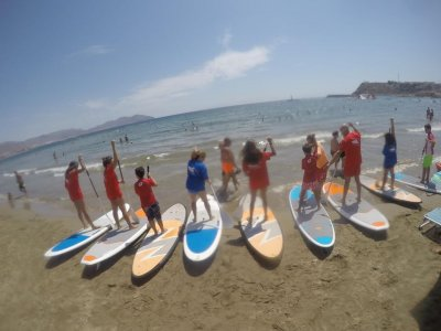 3-Day Initiatory Course in SUP in Murcia