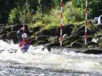 Bill on the rapids