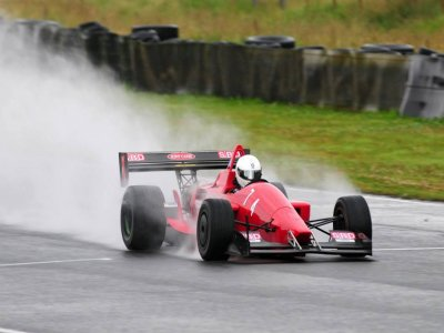 Knockhill Racing Circuit F1 Driving