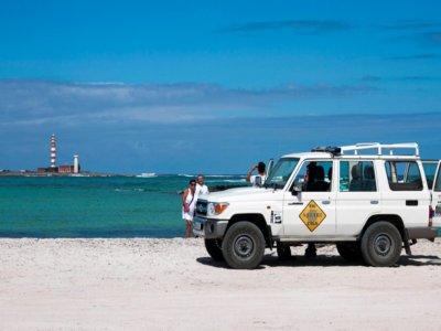 Outing to the secret beaches of Fuerteventura