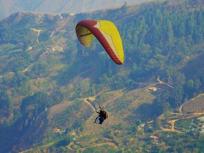 Complete paragliding course in Alarilla, 2 weeks