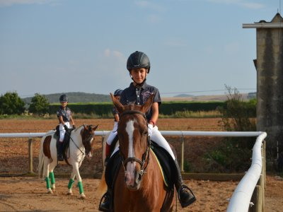 Individual riding lessons in Acedo