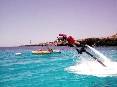 Flyboard in Cala'n Bosch beach for 1 hour