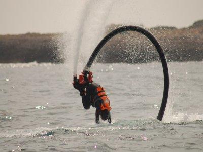 Flyboarding for groups Menorca